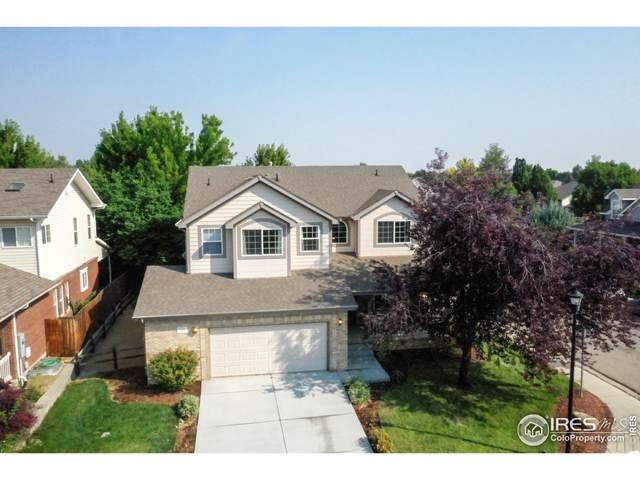 2646 Falcon Dr, Longmont, CO 80503 (MLS #950558) :: Downtown Real Estate Partners