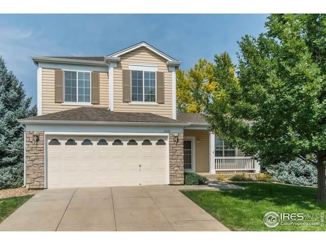 3610 Clover Creek Ln, Longmont, CO 80503 (MLS #950560) :: Downtown Real Estate Partners