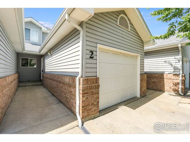 357 Albion Way #2, Fort Collins, CO 80526 (MLS #950565) :: Downtown Real Estate Partners