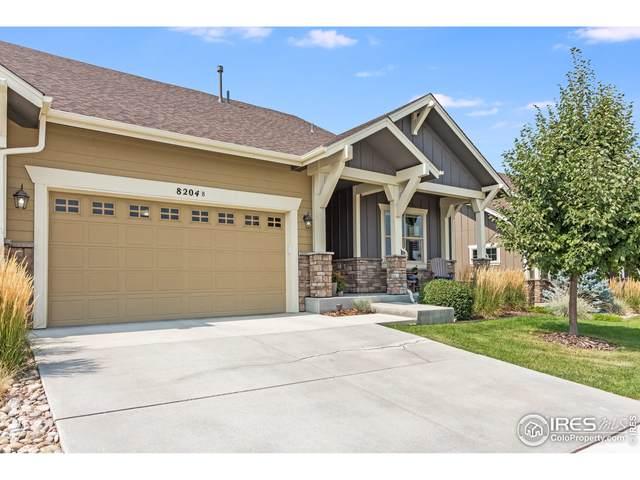 8204 Spinnaker Bay Dr B, Windsor, CO 80528 (MLS #950580) :: Downtown Real Estate Partners