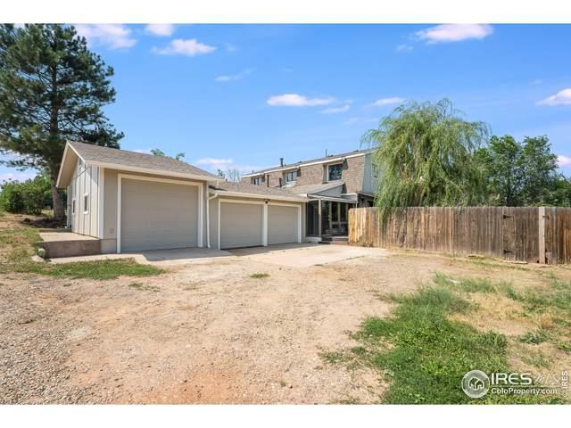 3825 N County Road 25 E, Bellvue, CO 80512 (MLS #950597) :: Wheelhouse Realty