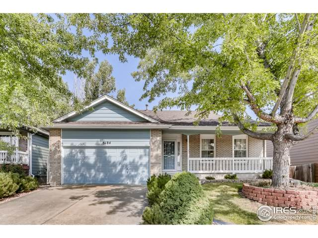 5184 S Liverpool Way, Centennial, CO 80015 (MLS #950608) :: J2 Real Estate Group at Remax Alliance