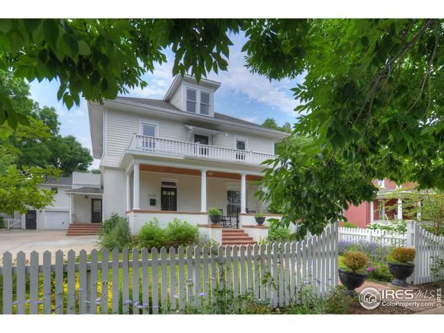 2040 Walnut St, Boulder, CO 80302 (MLS #950610) :: Coldwell Banker Plains