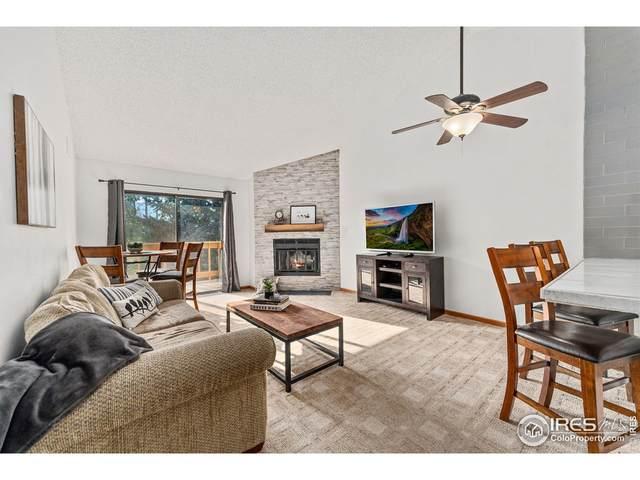 2960 W Stuart St #301, Fort Collins, CO 80526 (#950613) :: James Crocker Team