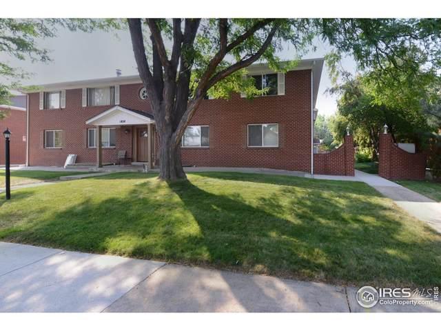 1434 Caddoa Dr #5, Loveland, CO 80538 (#950616) :: Symbio Denver