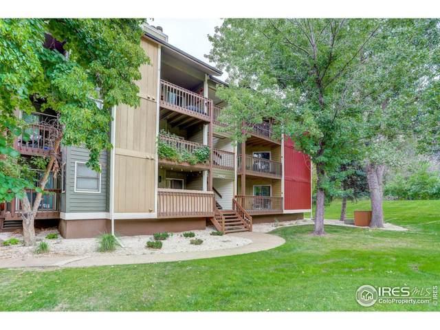 2962 Shadow Creek Dr #105, Boulder, CO 80303 (MLS #950619) :: Coldwell Banker Plains