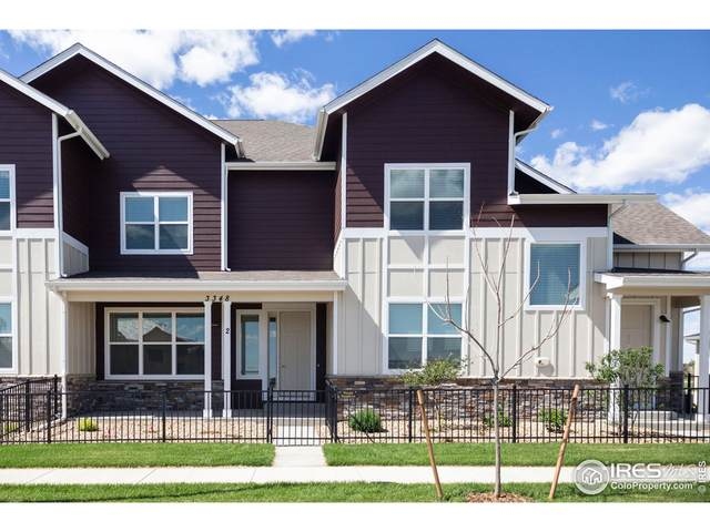 3348 Green Lake Dr #2, Fort Collins, CO 80524 (MLS #950641) :: Bliss Realty Group