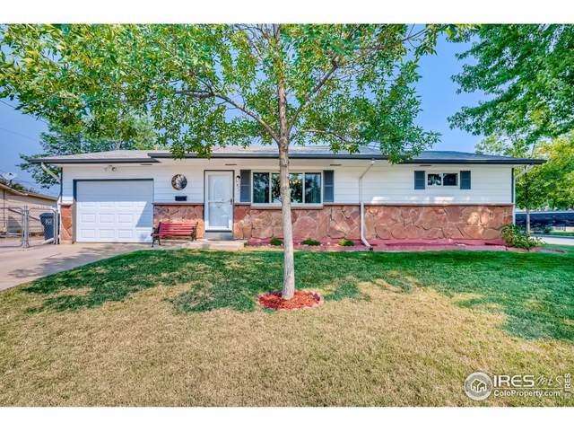 1611 S Douglas Ave, Loveland, CO 80537 (MLS #950645) :: J2 Real Estate Group at Remax Alliance