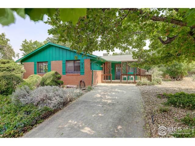 810 36th St, Boulder, CO 80303 (MLS #950646) :: Jenn Porter Group