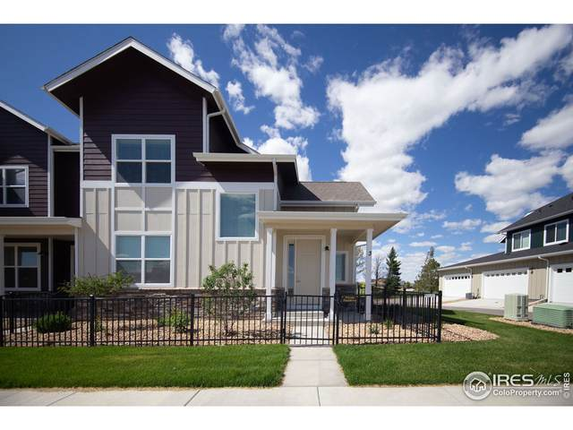 3348 Green Lake Dr #3, Fort Collins, CO 80524 (MLS #950647) :: Bliss Realty Group