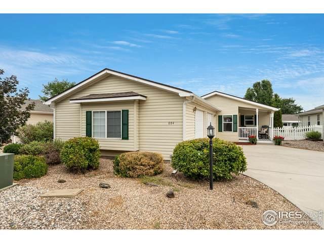 884 Sunchase Dr, Fort Collins, CO 80524 (#950653) :: James Crocker Team