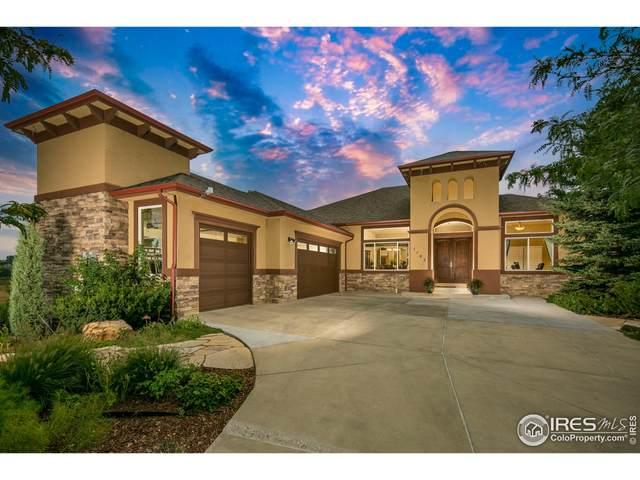 1103 Honholtz Dr, Fort Collins, CO 80525 (MLS #950655) :: J2 Real Estate Group at Remax Alliance