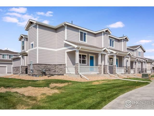 6104 Burdock Ct #104, Frederick, CO 80516 (MLS #950659) :: Find Colorado Real Estate