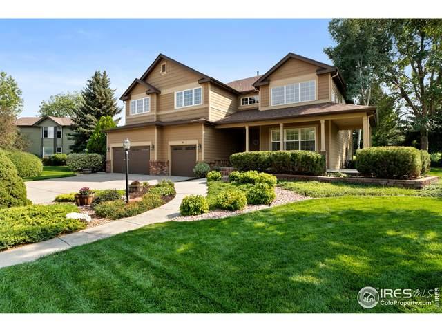 5411 Augusta Trl, Fort Collins, CO 80528 (MLS #950660) :: Keller Williams Realty