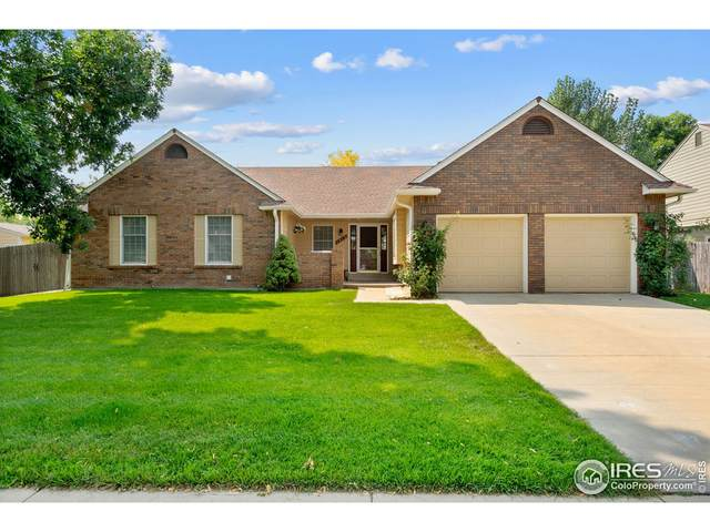 1413 Ticonderoga Dr, Fort Collins, CO 80525 (MLS #950665) :: Downtown Real Estate Partners