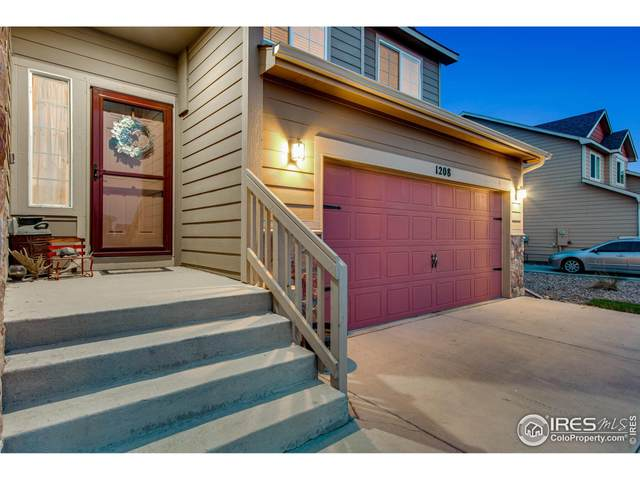1208 5th St, Pierce, CO 80650 (MLS #950667) :: Downtown Real Estate Partners