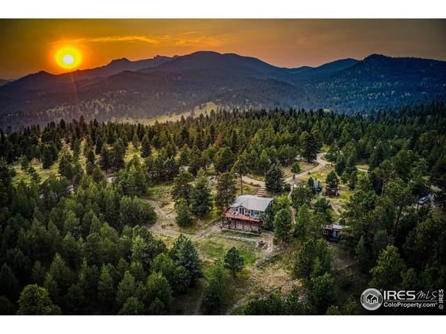 7127 Flagstaff Rd, Boulder, CO 80302 (MLS #950671) :: Find Colorado