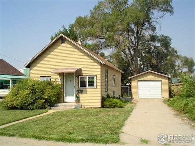 310 Clark St, Sterling, CO 80751 (MLS #950672) :: Jenn Porter Group