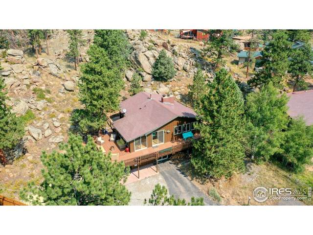 1441 Bluebell Dr, Estes Park, CO 80517 (MLS #950675) :: Downtown Real Estate Partners