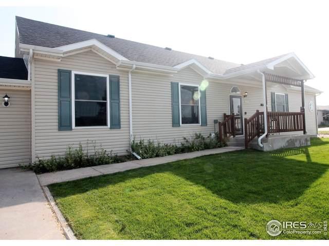 15806 Deerfield St, Sterling, CO 80751 (MLS #950676) :: Downtown Real Estate Partners