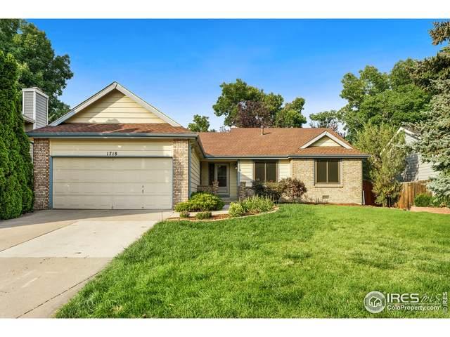1718 Trailwood Dr, Fort Collins, CO 80525 (#950680) :: Symbio Denver