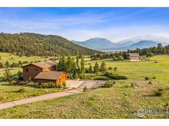 208 Little Beaver Dr, Estes Park, CO 80517 (MLS #950686) :: J2 Real Estate Group at Remax Alliance