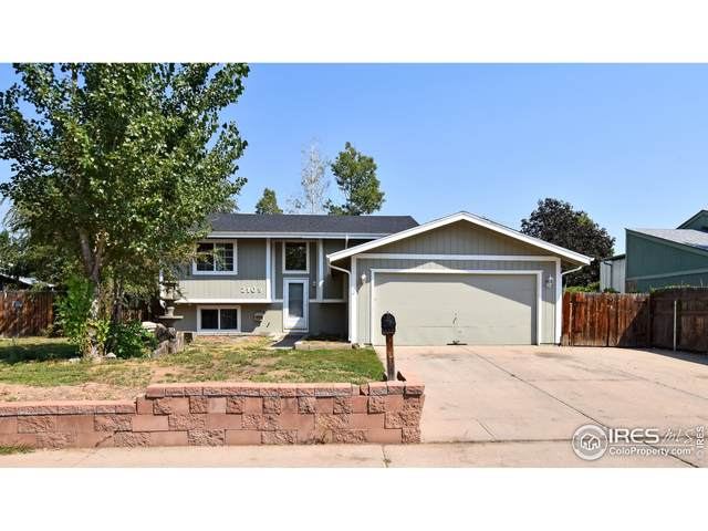 2109 36th St, Evans, CO 80620 (MLS #950696) :: Tracy's Team