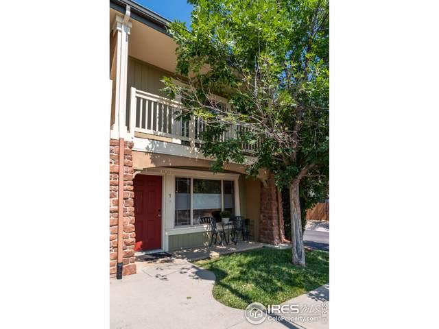 4800 Osage Dr #1, Boulder, CO 80303 (MLS #950701) :: Downtown Real Estate Partners