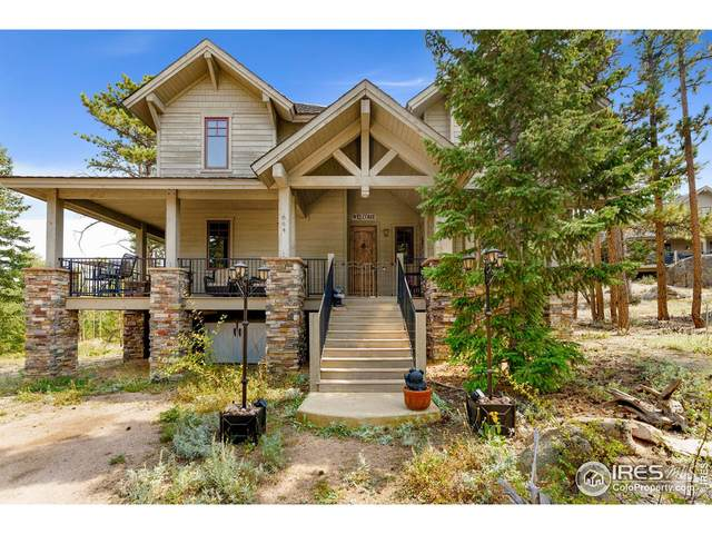 664 Bear Cub Ln, Red Feather Lakes, CO 80545 (MLS #950702) :: J2 Real Estate Group at Remax Alliance