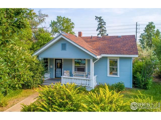 2602 Pine St, Boulder, CO 80302 (MLS #950704) :: J2 Real Estate Group at Remax Alliance