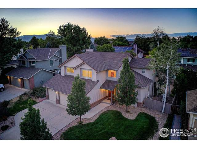 5947 Wellington Rd, Boulder, CO 80301 (MLS #950720) :: Bliss Realty Group
