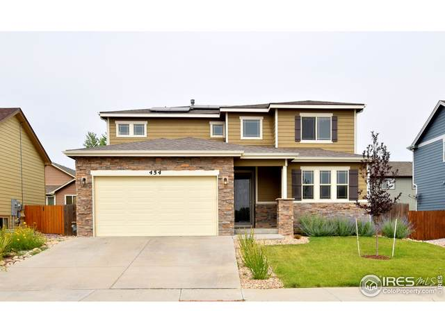 454 Pioneer Ln, Johnstown, CO 80534 (#950730) :: Symbio Denver