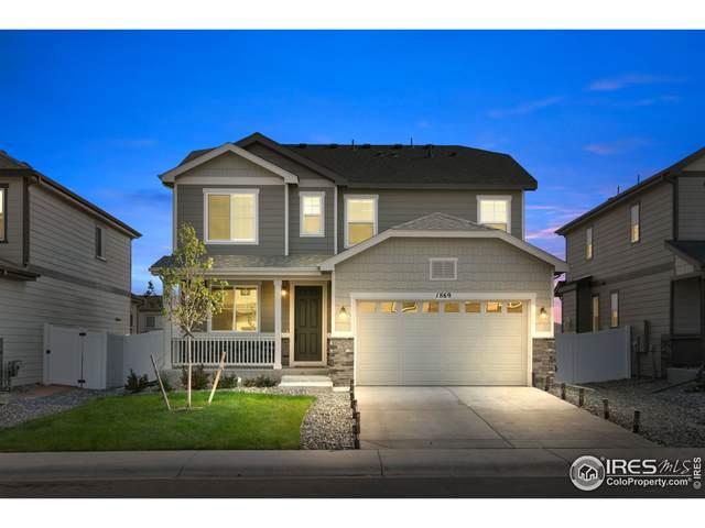 1869 Tinker Dr, Windsor, CO 80550 (MLS #950746) :: Downtown Real Estate Partners