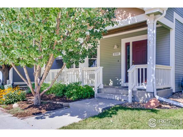 2101 Brooks Way, Longmont, CO 80504 (MLS #950748) :: Downtown Real Estate Partners