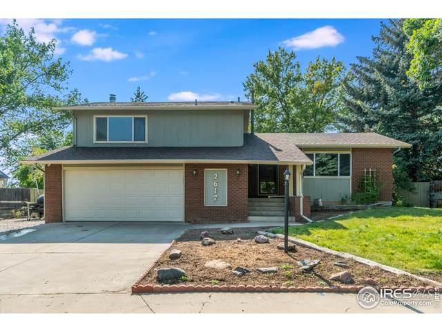 2617 El Rancho Dr, Loveland, CO 80538 (MLS #950752) :: Find Colorado