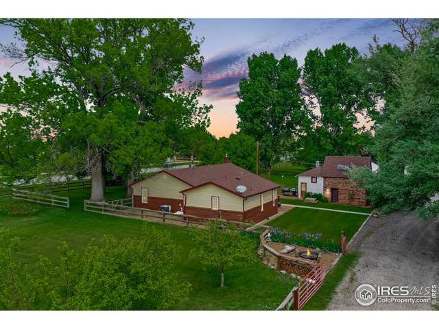14500 County Road 7, Mead, CO 80542 (MLS #950755) :: You 1st Realty
