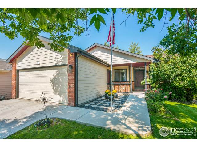 2571 Turquoise St, Loveland, CO 80537 (MLS #950757) :: Downtown Real Estate Partners