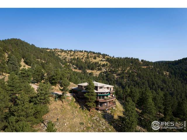 1448 Carriage Hills Dr, Boulder, CO 80302 (MLS #950764) :: Downtown Real Estate Partners