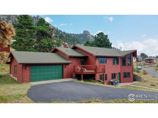 269 Solomon Dr, Estes Park, CO 80517 (MLS #950770) :: J2 Real Estate Group at Remax Alliance