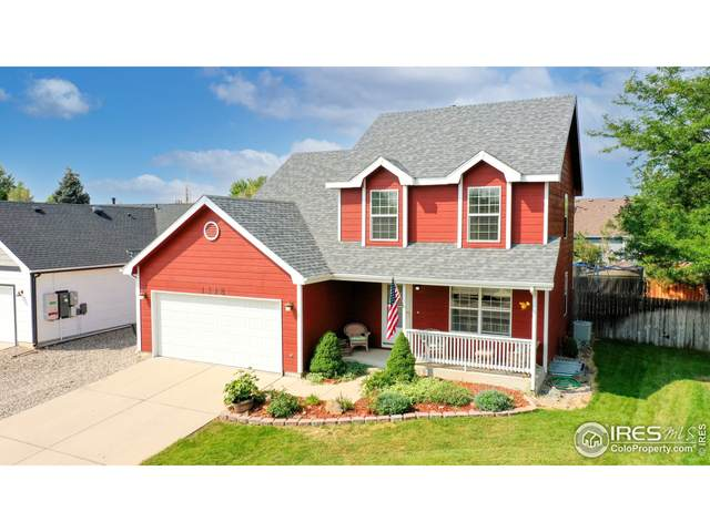 1118 Valley Pl, Windsor, CO 80550 (MLS #950771) :: Jenn Porter Group
