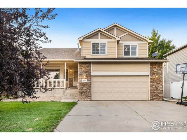 1805 Trumpeter Swan Dr, Loveland, CO 80537 (MLS #950774) :: Downtown Real Estate Partners