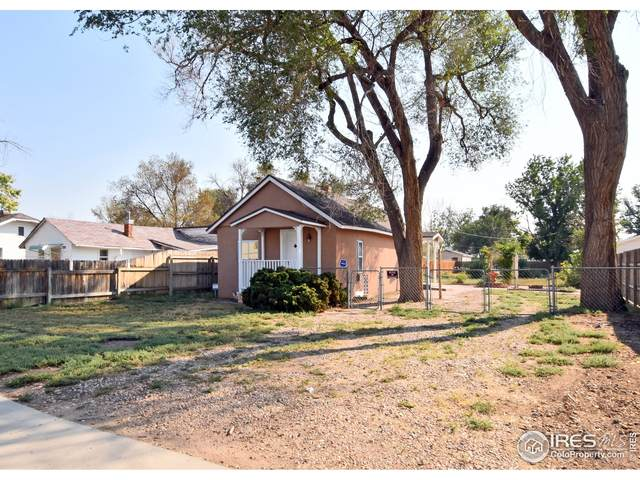 1522 4th Ave, Greeley, CO 80631 (MLS #950778) :: J2 Real Estate Group at Remax Alliance