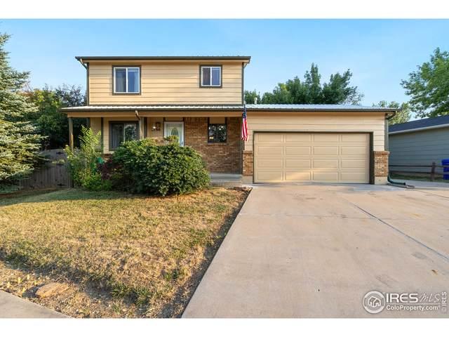 2466 Dawn Ct, Loveland, CO 80537 (MLS #950783) :: Coldwell Banker Plains