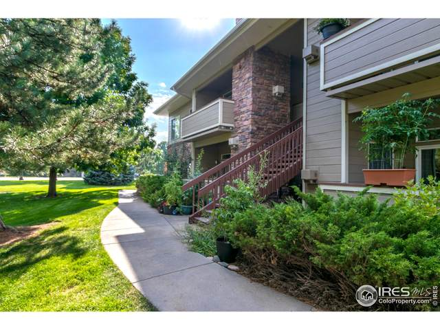4545 Wheaton Dr #260, Fort Collins, CO 80525 (MLS #950794) :: Downtown Real Estate Partners