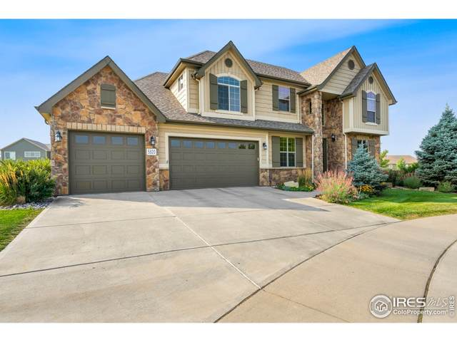 5820 Shepherd St, Timnath, CO 80547 (#950802) :: The Griffith Home Team