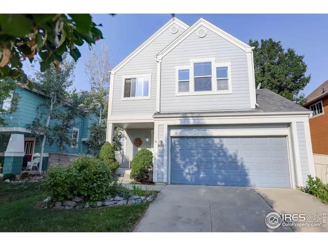 809 Arrowood St, Longmont, CO 80503 (MLS #950806) :: J2 Real Estate Group at Remax Alliance