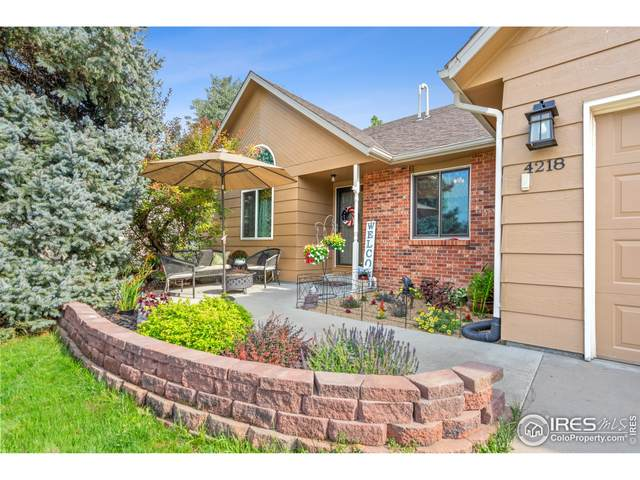 4218 W 23rd St, Greeley, CO 80634 (MLS #950817) :: J2 Real Estate Group at Remax Alliance