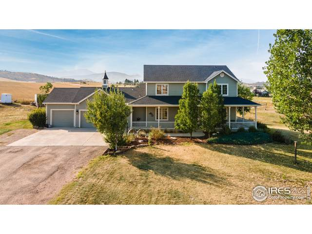 1489 Scenic Valley Dr, Loveland, CO 80537 (MLS #950828) :: J2 Real Estate Group at Remax Alliance