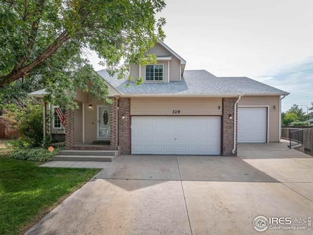 329 51st Ave, Greeley, CO 80634 (MLS #950835) :: Jenn Porter Group