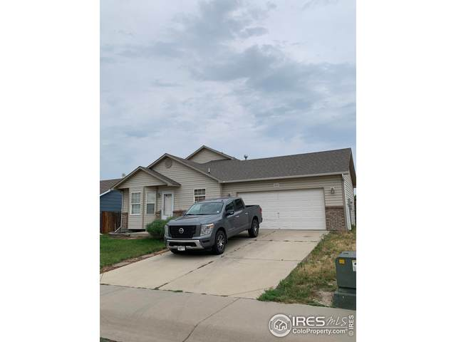 2832 40th Ave Ct, Greeley, CO 80634 (MLS #950838) :: RE/MAX Elevate Louisville
